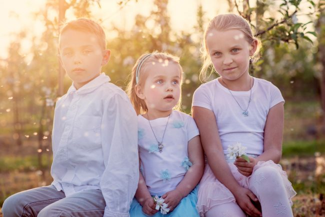 Fotografia dziecięca Lublin Sesja dziecięca Lublin Magnolie Fotografia rodzinna Lublin